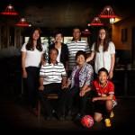 Soccer Family Photo
